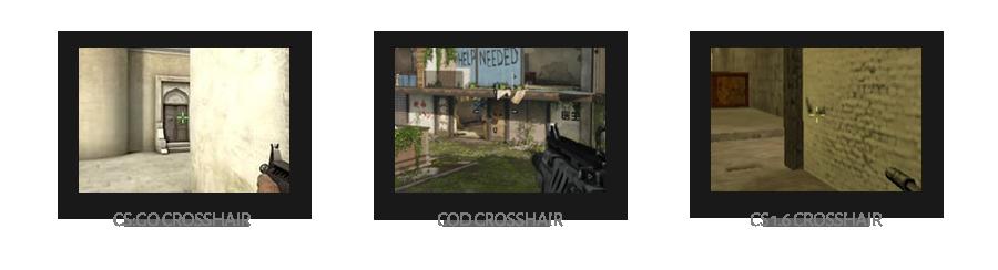 Crosshair games
