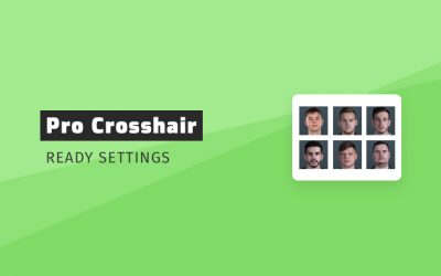Cs go pro crosshair