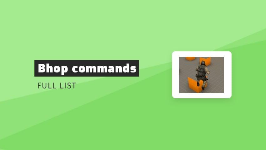csgo bhop commands
