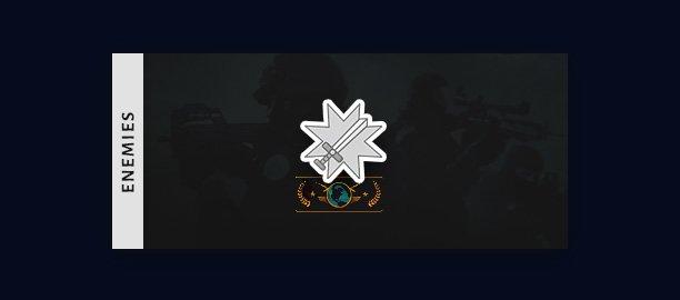 reach global elite rank - enemies