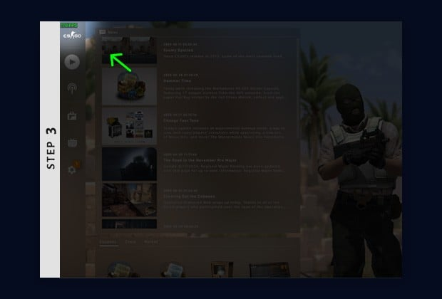 show fps counter in the game