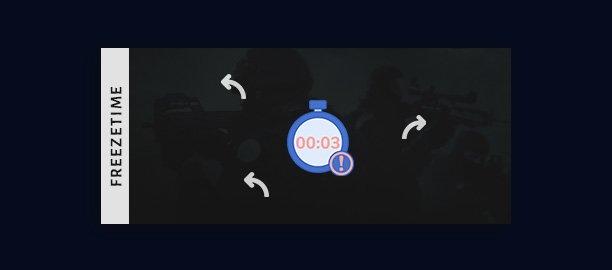 skip 15-seconds freezetime on spawn in csgo
