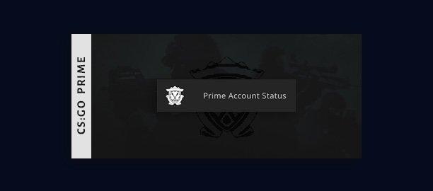 what is csgo prime